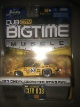 jada dub city bigtime muscle 63 chevy