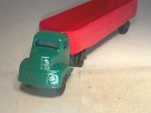 ralstoy 1948 ford f5 coe diecast tractor