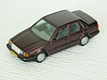 ahc models epe holland volvo 460 gl maroon op