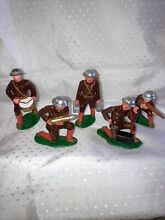 barclay manoil lead soldiers 5 marked