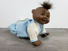 russ berrie russ troll doll baby giggles