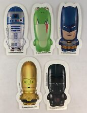 mimobot flash drives promotional 5 die cut