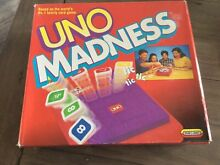 board game uno madness by spears games