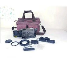 Xl S Super 8 Movie Video Camera And