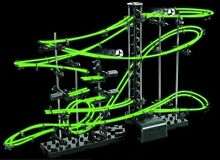 spacerail roller coaster 10m level 2 glow in