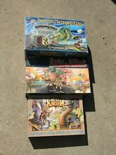 axis allies board game tower wizard king 3 board game
