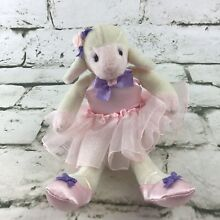 russ berrie twinkle toes lamb collectible plush