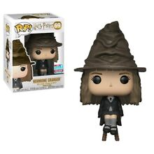 harry potter funko hermione sorting hat nycc