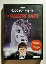 dr who doctor who faceless ones dvd 3 disc