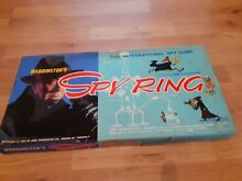 waddingtons spy ring game complete