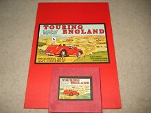 touring game touring england game 1930 s
