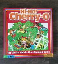 hi ho cherry o kids childs counting game