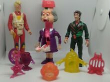 ecto plazm ghostbusters toys rare 1980 s