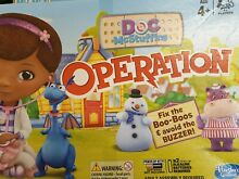 operation game 711 hasbro doc mcstuffin complete