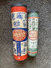 tinker toys spalding two canisters senior