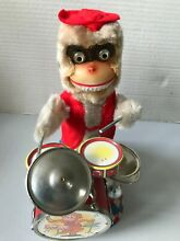 alps battery powered drummer chimpy