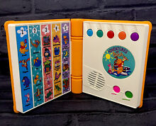 see n say 90 s story maker talking book toy