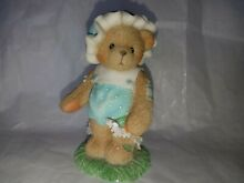 cherished teddies paige thanks for picking me girl w
