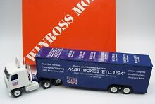 winross mack coe mail boxes etc usa red