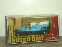 russo balt 1909 convertible ussr 1 43 in box