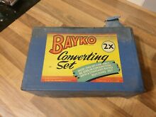 bayko building parts collection used