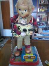rosko tin toys battery operated anni 60