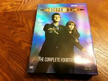 dr who doctor who complete fourth series