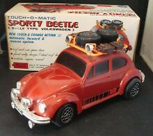 alps 1970s touch o matic sporty beetle