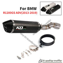 motorcycle for bmw r1200gs adv exhaust muffler