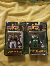 mighty morphin retro power rangers tommy green