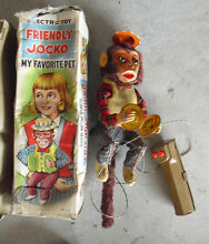alps rare 1950s battery operated