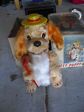alps rare 1960s battery operated patty