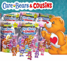 care bears blind bag mini figures collectible