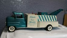 1960 power tow wrecker pressed