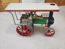 model te1a steam tractor pre owned