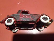 plymouth cast iron car rumble seat