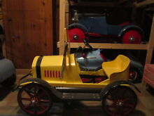 gendron ca 1913 pioneer paige pedal car
