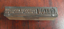 arklon metal wood products co advertising