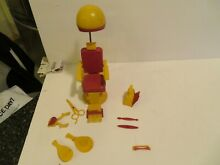remco johnny at barber shop toy assorted