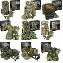 dpm kids army gift boxed play set boys
