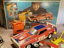 marx toys pit change dodge charger 1 12 scale