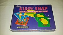 spears game spears kiddy snap matching game