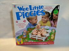 wee little piggies electronic board game 2001 milton