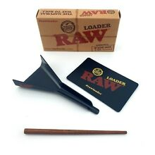 wooden raw cone loader king size paper