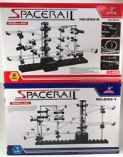 spacerail new level 1 2 beginner marble toy