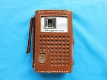 magnavox am transistor radio model 2 am 70