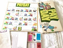 pay day game original 1975 pay day board game