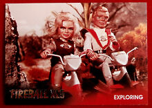 fireball xl5 foil chase card f3 exploring gerry