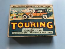 touring game touring card game improved edition