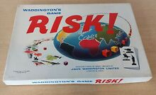 risk waddingtons boxed complete 1960s